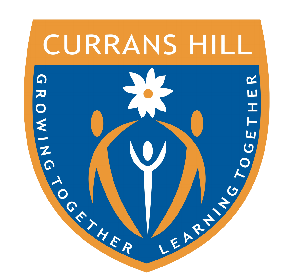 Currans Hill Public School logo